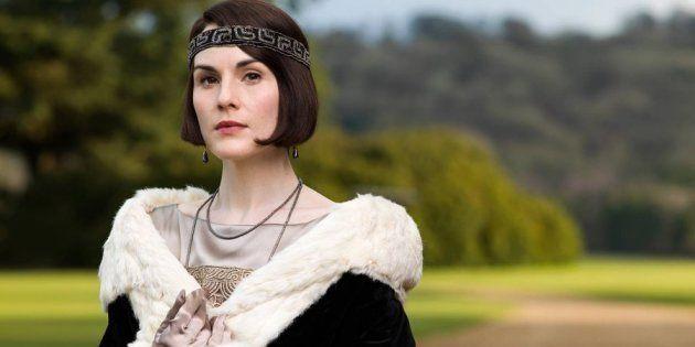 Michelle Dockery confirma que habrá película de 'Downton