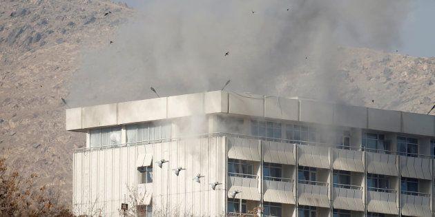 Hotel atacado la semana pasada en