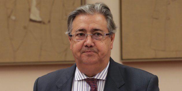 El ministro del Interior, Juan Ignacio
