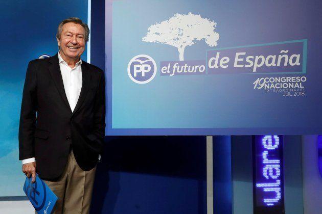 Crece la tensión en el PP por el vídeo contra Santamaría y sus