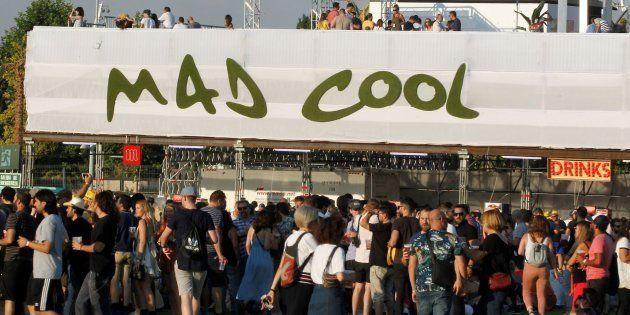 Críticas a la organización del Mad Cool por la cancelación del concierto de Massive