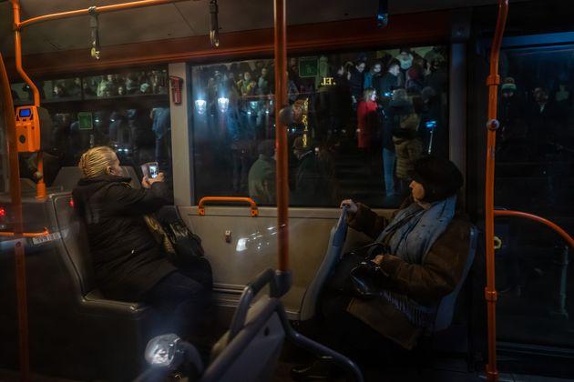 Ρουμανία: Πρόστιμο σε όποιον επιβάτη λεωφορείου φορά βρώμικα