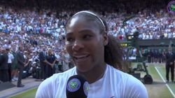 El mensaje feminista de Serena Williams tras perder la final de