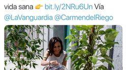 Defensa borra este tuit sobre la ministra Robles tras las críticas en