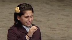 Momentazo de la Lotería de Navidad: la emoción de esta niña al cantar un quinto