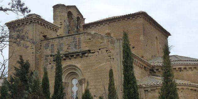 Las pinturas murales del monasterio oscense de Sigena se quedan en