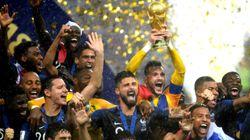 Francia, campeona del Mundo tras ganar a Croacia