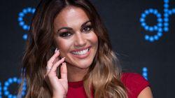 Lara Álvarez cambia de 'look' antes de las campanadas de fin de