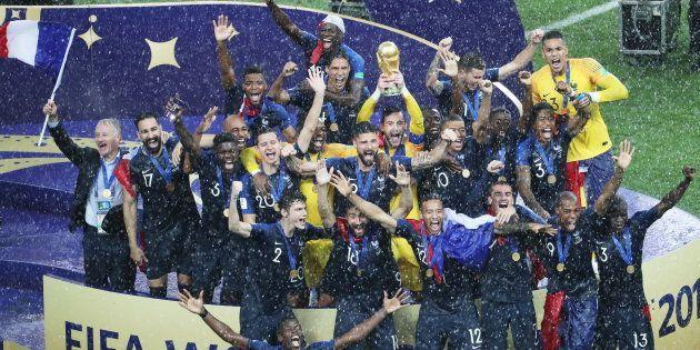Francia, campeona del mundo sin