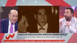 José Manuel Parada en 'Viva la vida':