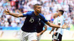 Kylian Mbappé, la sensación del Mundial de Rusia