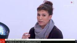 Críticas a Beatriz Talegón por difundir un bulo en