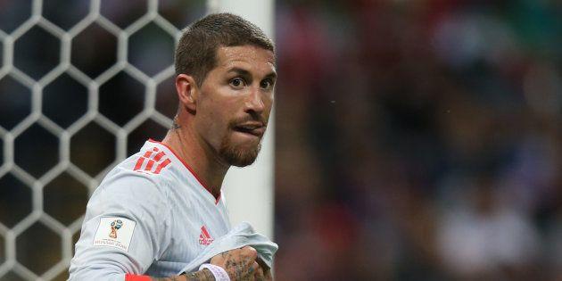 El temerario vídeo de Sergio Ramos en sus vacaciones que preocupa en Instagram: