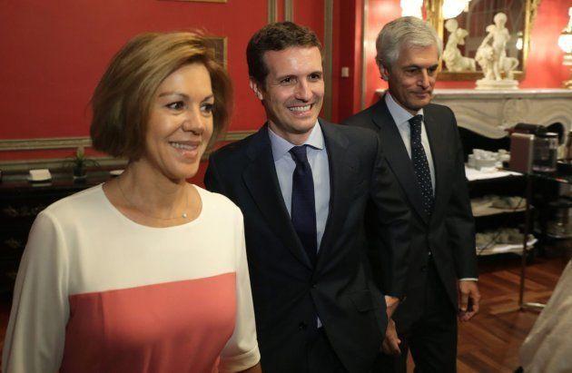 Ayllón, sobre el apoyo de Cospedal a Casado: