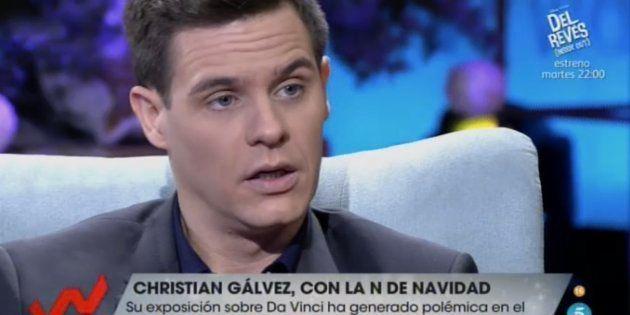 Christian Gálvez en 'Viva la