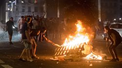 Disturbios, saqueos y destrozos en Francia en la celebración como ganadora del