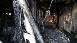 Al menos 31 muertos y más de 50 heridos en el incendio de un hospital