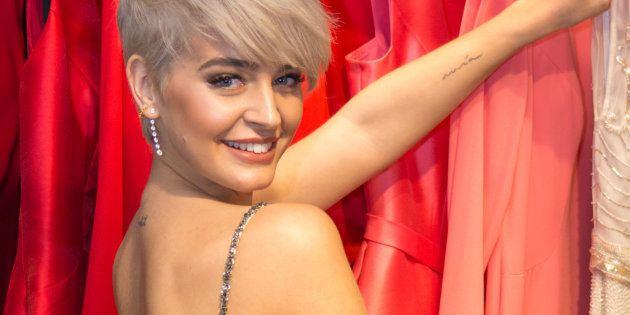 Laura Escanes revela peso y altura en su entrevista más