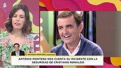 El grave altercado de un paparazi español por lo que quiso hacer con Cristiano