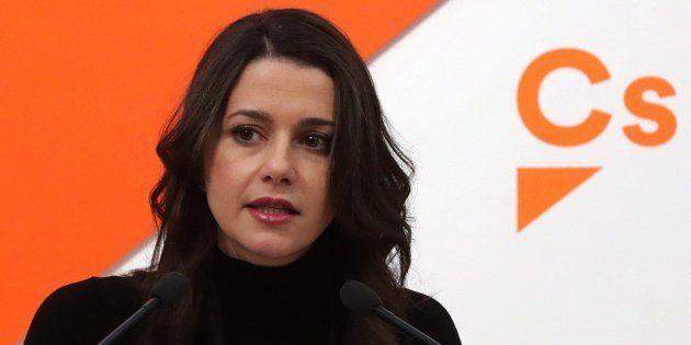 El tremendo corte a Inés Arrimadas en plena entrevista en
