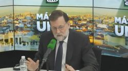 Rajoy prefiere no hablar de la brecha