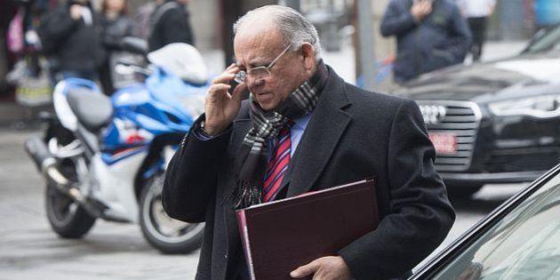 El hasta ahora embajador de Venezuela, Mario Isea, en una imagen de