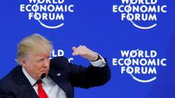 Trump, abucheado en Davos tras sus críticas a la