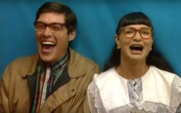 Escena de la telenovela 'Betty la