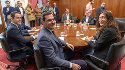 Moreno da por cerrado el acuerdo programático con Ciudadanos en