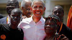 Obama reivindica sus raíces en Kenia, país natal de su