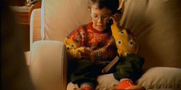 Captura del anuncio de 'Hola soy Edu, ¡feliz Navidad!' de