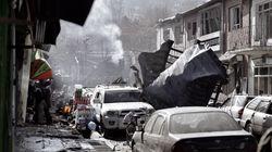 Al menos 95 muertos y más de 100 heridos en un atentado con ambulancia bomba en