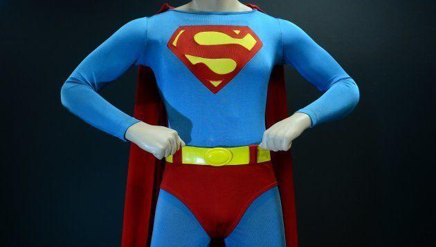 El Superman de Christopher Reeve: El traje por el que todo el mundo recordará a Yvonne