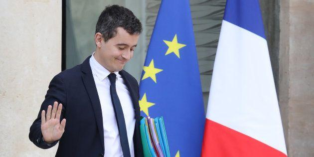El ministro de Hacienda francés,