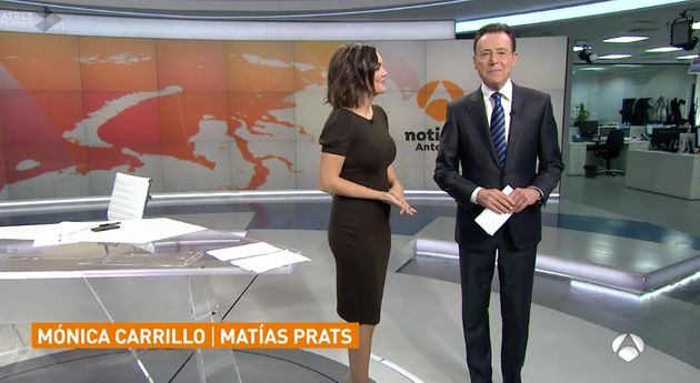 El chascarrillo de Matías Prats sobre la princesa