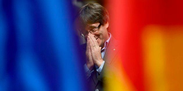 Puigdemont pedirá permiso al juez para asistir a la