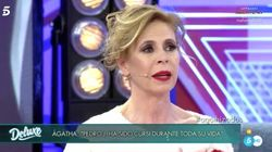 Las mejores frases de Ágatha Ruiz de la Prada en 'Sábado
