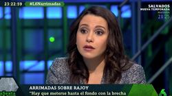 Críticas a Inés Arrimadas por lo que dijo sobre la huelga