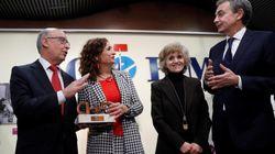 Zapatero apoya que Díaz siga al frente del PSOE andaluz: