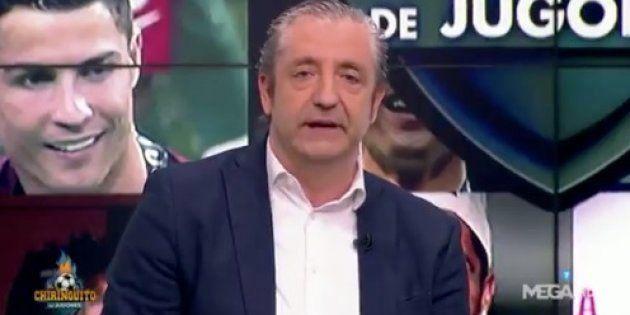La emotiva despedida de Josep Pedrerol de 'El Chiringuito de
