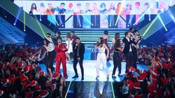 La actuación de la gala de Navidad de 'OT' que ha desatado una agria polémica en
