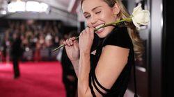 Grammys 2018: seguimiento masivo de la rosa blanca contra el acoso