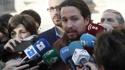 La crítica de Iglesias contra la decisión del TC de impedir la investidura de Puigdemont que salpica al