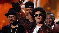 El triunfo de Bruno Mars y otros momentazos de los
