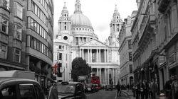 En Londres, entre taxistas y