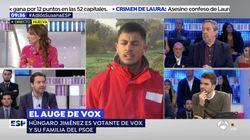 Críticas a 'Espejo Público' (Antena 3) por esta entrevista a un gitano votante de