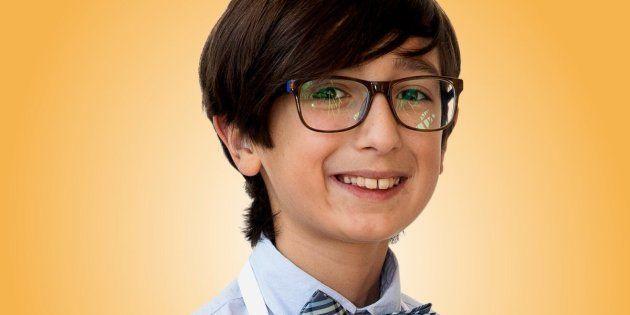 Dani, concursante de 'MasterChef Junior