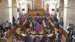 EN DIRECTO: Sesión de constitución del Parlamento