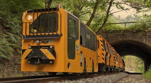 Tren Minero Valle de Samuño