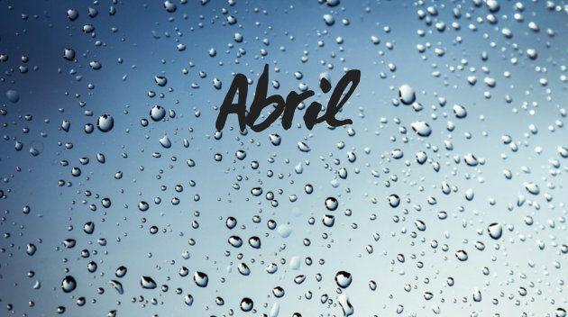 Mes de abril de